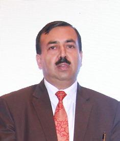 Shri Sudhanshu Pandey, IAS