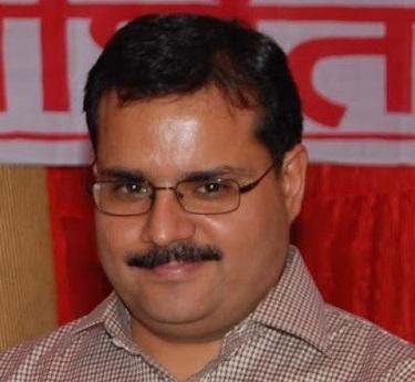 Shri Navdeep Rinwa, IAS
